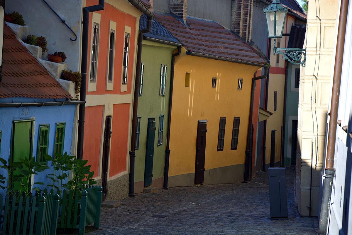 Prager Burg für Arme
