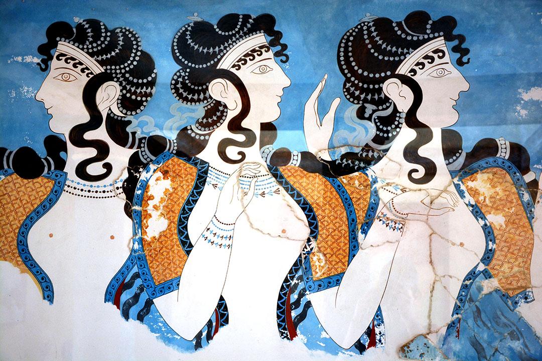 Kreta mit Antike und Pool