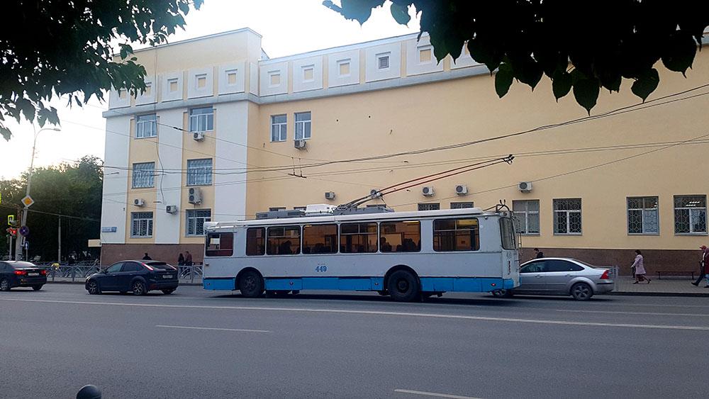 O-Bus in Jekaterinburg