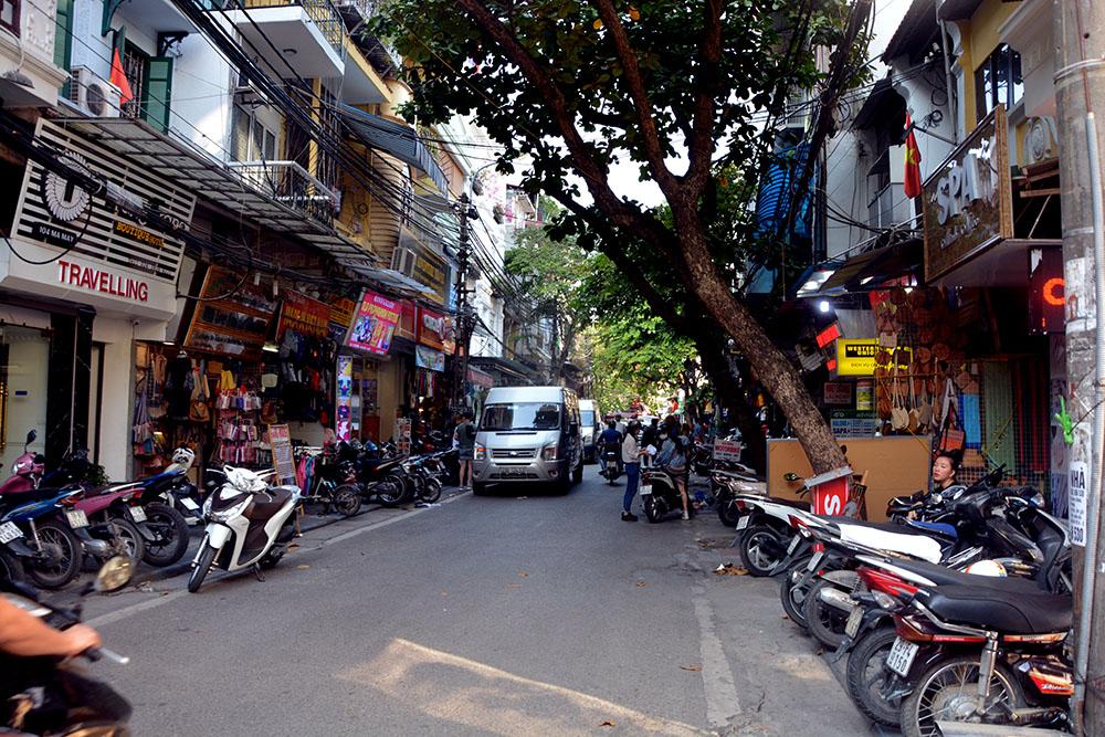 Die Wiege von Hanoi