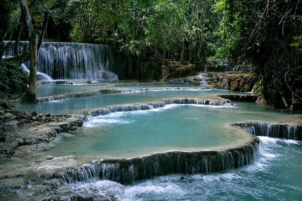 Ich hab den schönsten Wasserfall gefunden