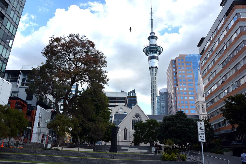 Auckland CBD 1