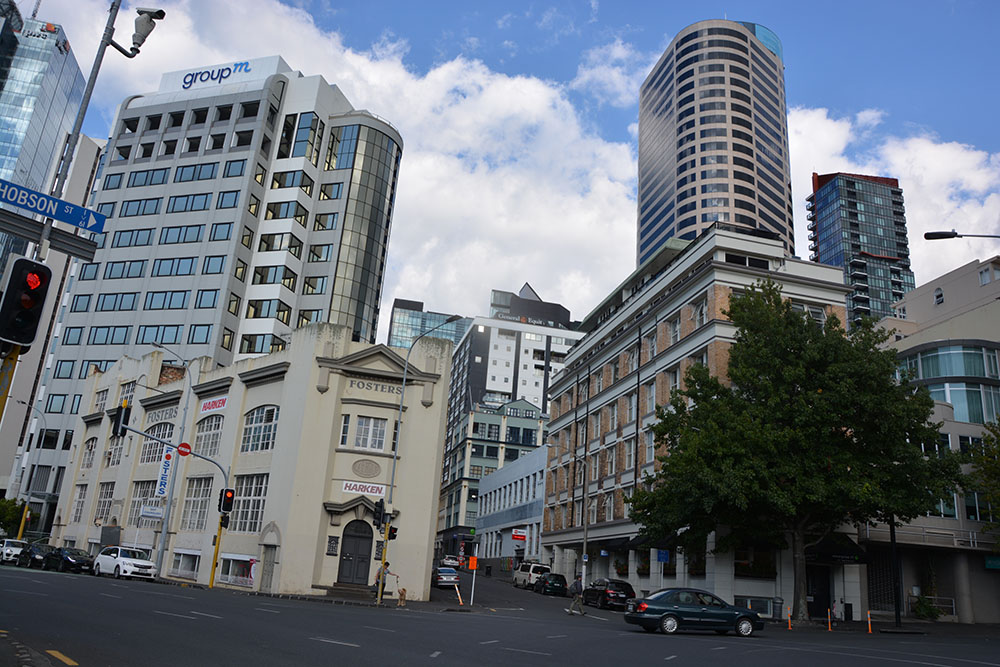 Auckland CBD 2